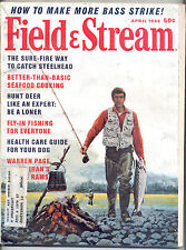 4/1968 Field and Stream Magazine