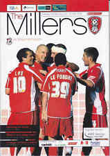 2009/10 ROTHERHAM UNITED V BOURNEMOUTH League 2 (Excellent)