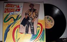 LEROY SMART Talk Bout Friend 1992 Record Dean Frazer VP