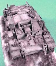 Milicast BG038 1/76 Resin WWII German Sturmgeschutz III Ausf E 75mm L/24