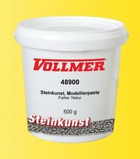 Vollmer kit 48900 NEW REAL STONE MODELLING PASTE 500G