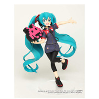 taito Hatsune Miku Taito uniforms Figure Figurine vol.2 japanese limited kawaii