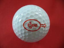 Pelota de golf con logo-esgens Esens egens-golf logotipo pelota como recuerdo... gechenk