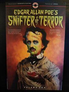 Edgar Allan Poe's Snifter of Terror: Volume One by Tom Peyer (English) Paperback