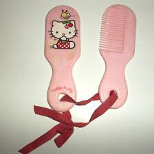 Hello Kitty Handheld Spiegel und Kamm