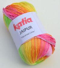 Lanas multicolores madeja