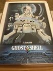 Ghost In The Shell Metallic Variant Marko Manev Poster Print Art 24x36 113 Mondo
