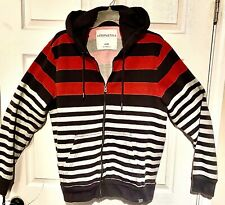AEROPOSTALE Men Hoodie Sweatshirt Full Zip Up Size XL