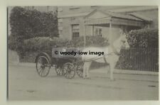 tp3620 - Horse drawn Phaeton by Streatley House 1906 - reproduction postcard