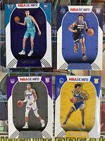 LaMelo Ball 2020-21 Panini NBA Hoops ERROR MISCUT 1/1 Plus 3 Top Rookies