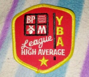 Used YBA League High Average Patch