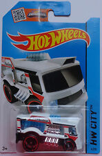 2015 Hot Wheels HW CITY Chill Mill 10/250 (White Version)(Int. Card)