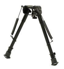 "Brand New Bipod 9"" to 12"" Inch Spring Legs Swivel Shooting Hunting Rifle Gun"