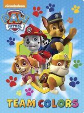 Team Colors (Paw Patrol) (Board Book) by Random House