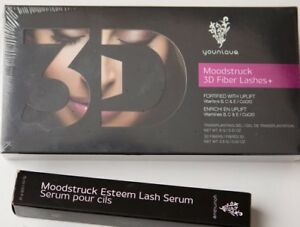 Moonstruck 3D Fiber Lashes and Moonstruck Lash Esteem Combo