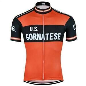 US Gornatese cycling Short Sleeve Jersey Cycling Jersey