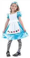 Alice In Wonderland Disfraz, Pequeño, Para Niños Fancy Dress Costume