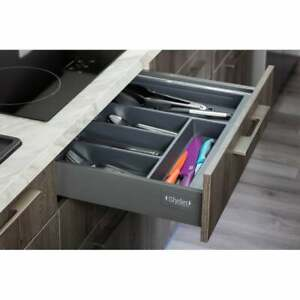 SOFT CLOSE KITCHEN DRAWER BOX COMPLETE (Fira Tested)