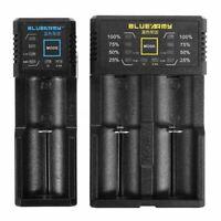 Single Double Slot USB Battery Charger For 18650 26650   AU AU
