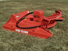 "2017 84"" MTL Extreme Skid Steer Brush Cutter-3 Blade Double Flywheel -$199 Ship"