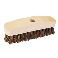 "Genuine Silverline Deck Scrub Brush 228mm (9"") 
