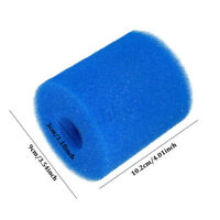 Washable Reusable Swimming Pool Filter Foam Sponge Cartridge For Intex Type H