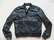 Levi's Jacke Lederjacke, Gr. L, schwarz, Echt Leder ! für Biker-, Rocker Lady !