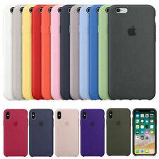 Original Genuina Case Funda Para Apple iPhone 6 6S 7 8+Plus X XR XS 11 Pro Max