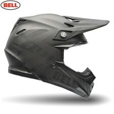 Bell MX 2015 Moto-9 Flex Adult Helmet Syndrome Matte Black  Size Large