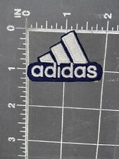 Adidas Jersey Embroidered Logo Patch Sportswear Apparel Athletics Clothing Blue