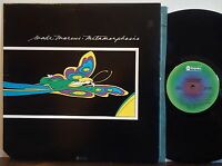 "WADE MARCUS ""Metamorphosis"" RARE EXC 1976 ABC-IMPULSE! LP Jazz JEROME RICHARDSON"