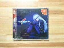 THE KING OF FIGHTERS 2001 Sega Dreamcast Japan Import Used Game SNK PLAYMORE