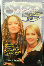 SABRINA THE TEENAGE WITCH: Showdown at the Mall by Diana G. Gallagher Paperback