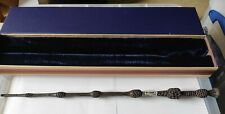 Professor Albus Dumbledore The Elder wand with box HARRY POTTER NOBLE COLLECTION