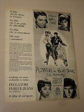 VESPA PIAGGIO FILM LES TRICHEURS=ANNI '50=PUBBLICITA=ADVERTISING=WERBUNG=672