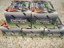 2016 Contenders Football Blaster Box -Wentz Goff RC-1 auto/mem per bx- 5 box Lot