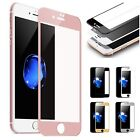 New Premium Full Coverage Tempered Glass Screen Protector for Apple iPhone 6