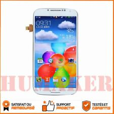 LCD Pour Samsung Galaxy S4 i9505 i9500 BLANC Écran VITRE Tactile complet 24h-fr