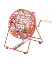 Boulier PRO 23 cm métal + plateau de contrôle + 90 boules jeu LOTO professionnel