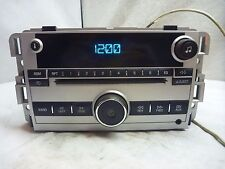 07 2007 08 2008 Chevrolet Equinox Radio Cd & Aux Port 25891679 CY16320