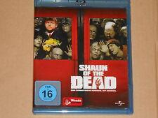 Shaun Of The Dead - (Simon Pegg, Kate Ashfield) BLU-RAY