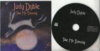 JUDY DYBLE Take Me Dancing 2018 UK 1-track promo CD Trader Horne Acid Jazz