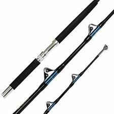 New ListingFiblink Saltwater Offshore Trolling Fishing Rod Big Game Heavy Spinning Boat Rod