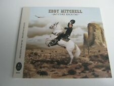 cd. eddy mitchell.come back.édition collector ( neuf )