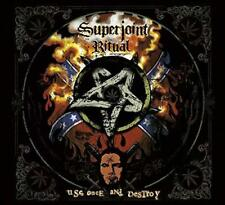 Superjoint Ritual - Use Once And Destroy (NEW CD DIGI)