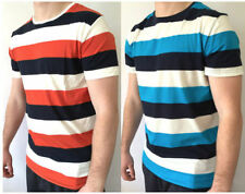 Loose Fit Striped Multipack T-Shirts for Men