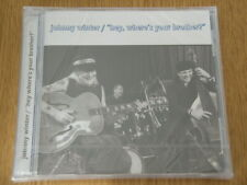 JOHNNY WINTER - HEY WHERE,S YOUR BROTHER - MINT SEALED..!!!