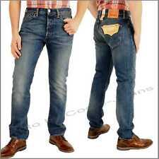 Levis Hook Wash 501 Regular Fit Jeans 34w X 30l
