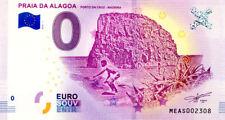 PORTUGAL Porto da Cruz, Praia da Alagoa, 2018, Billet 0 € Souvenir