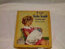 Shirley Temple Pastime Box 1937